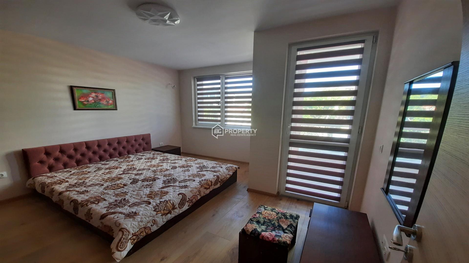Двухкомнатная квартира Варна, Виница 60 m2