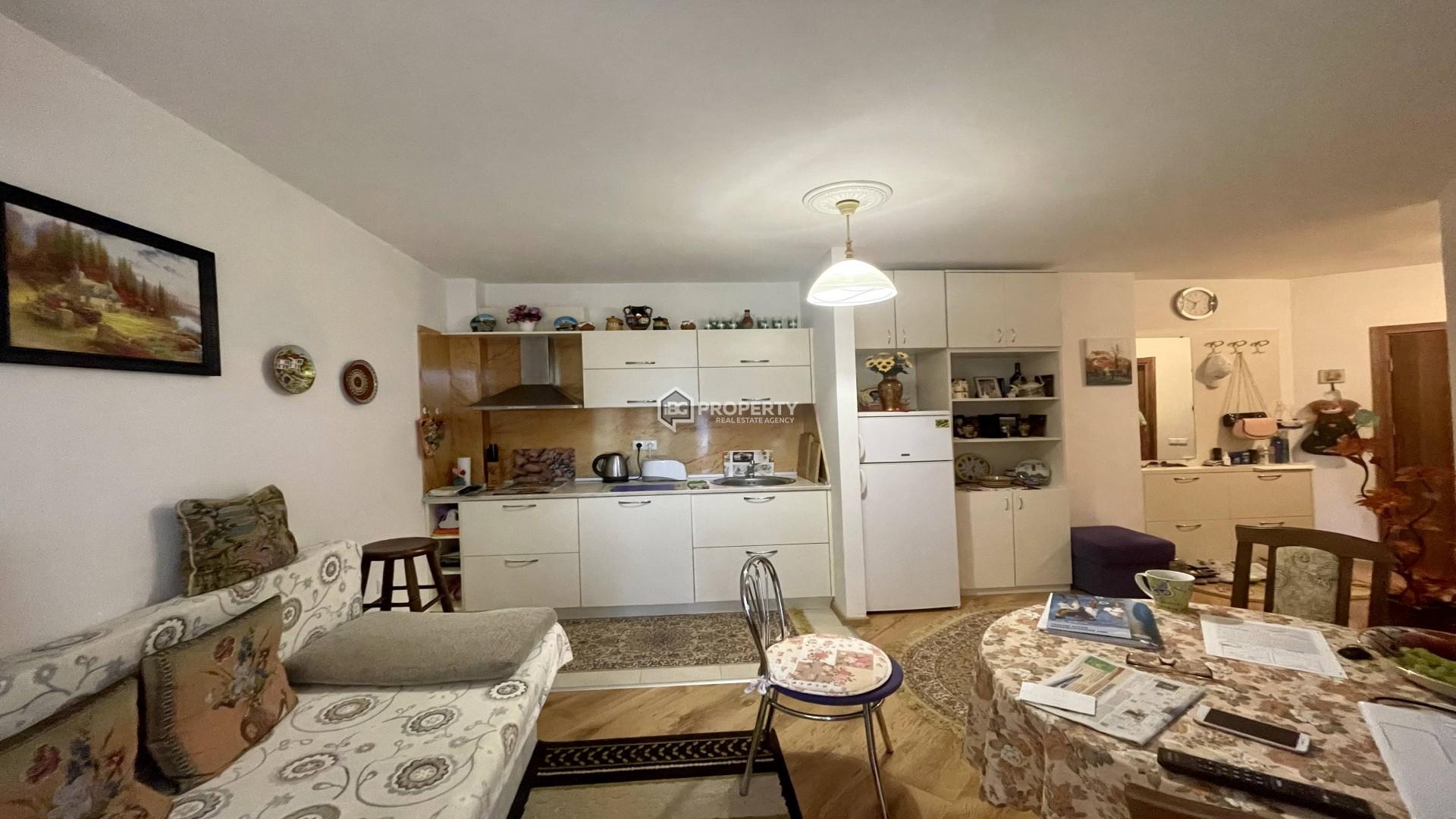 двухкомнатная квартира  в  Бяла 53 m2