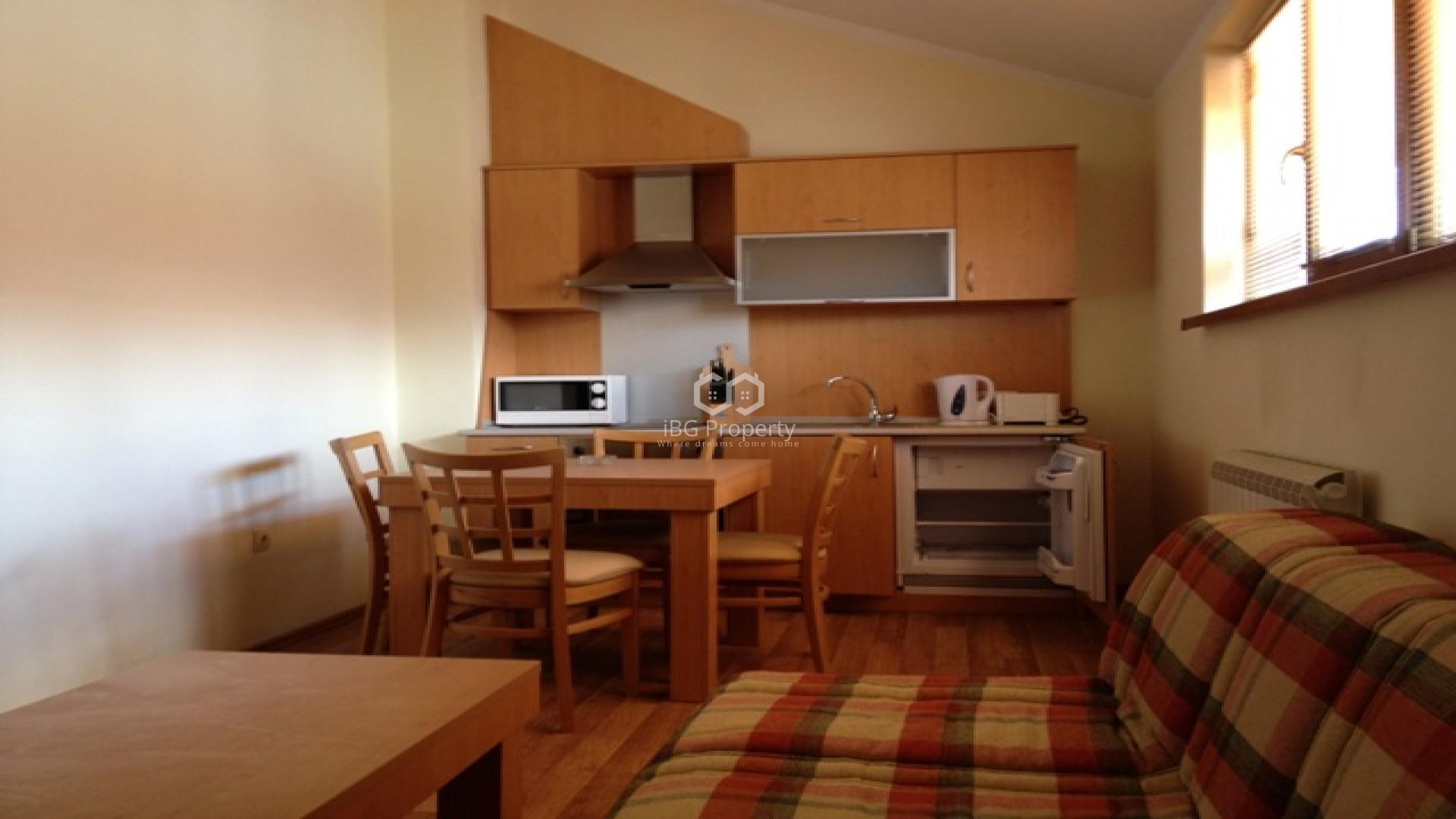 Двухкомнатная квартира Банско 63 m2