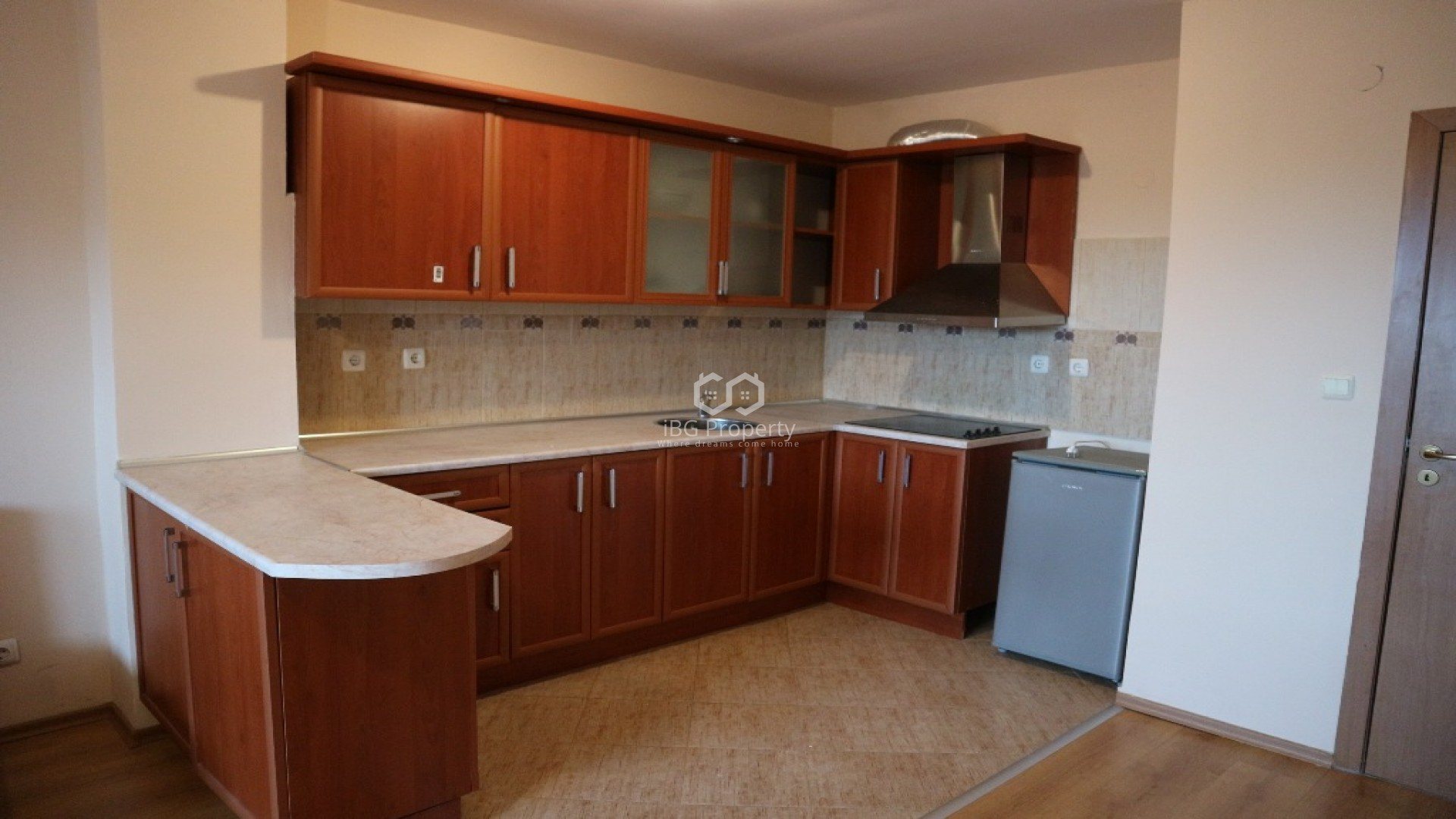 Двухкомнатная квартира Равда 82 m2