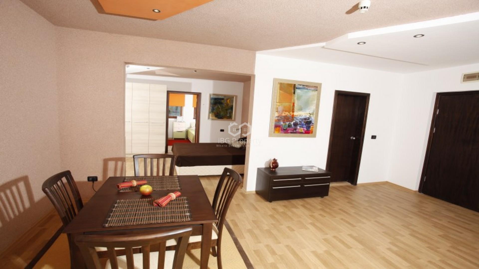 Трехкомнатная квартира Бяла  97 m2