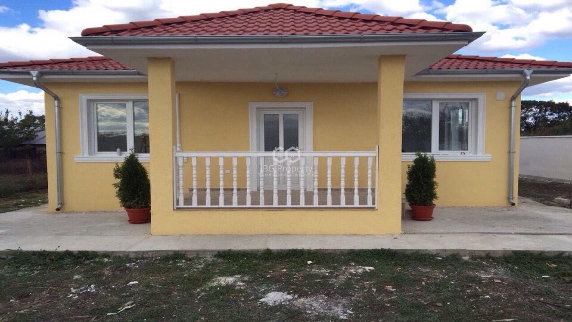 Дом Тръстиково 80 м2
