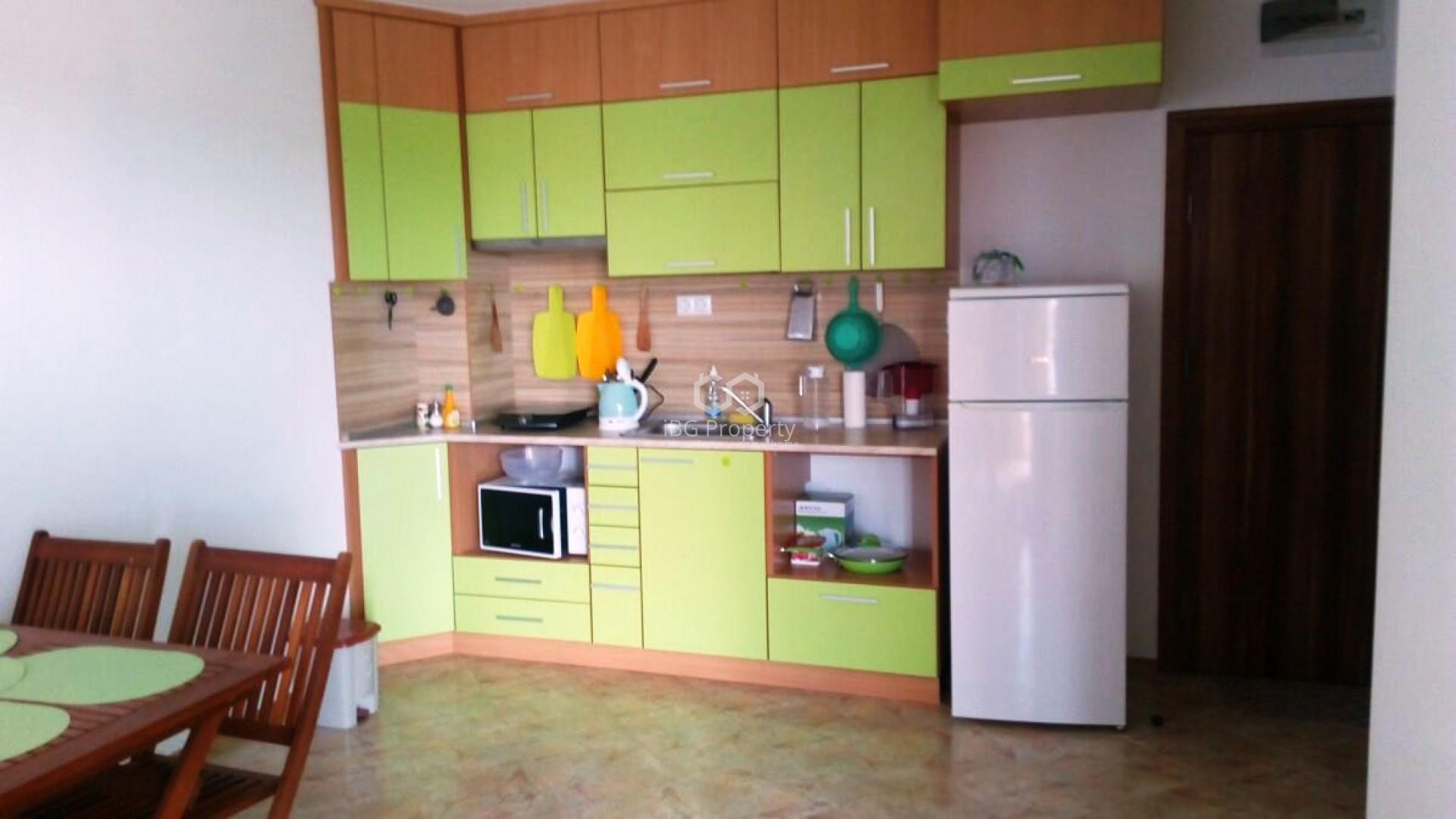Двухкомнатная квартира Бяла 56 m2
