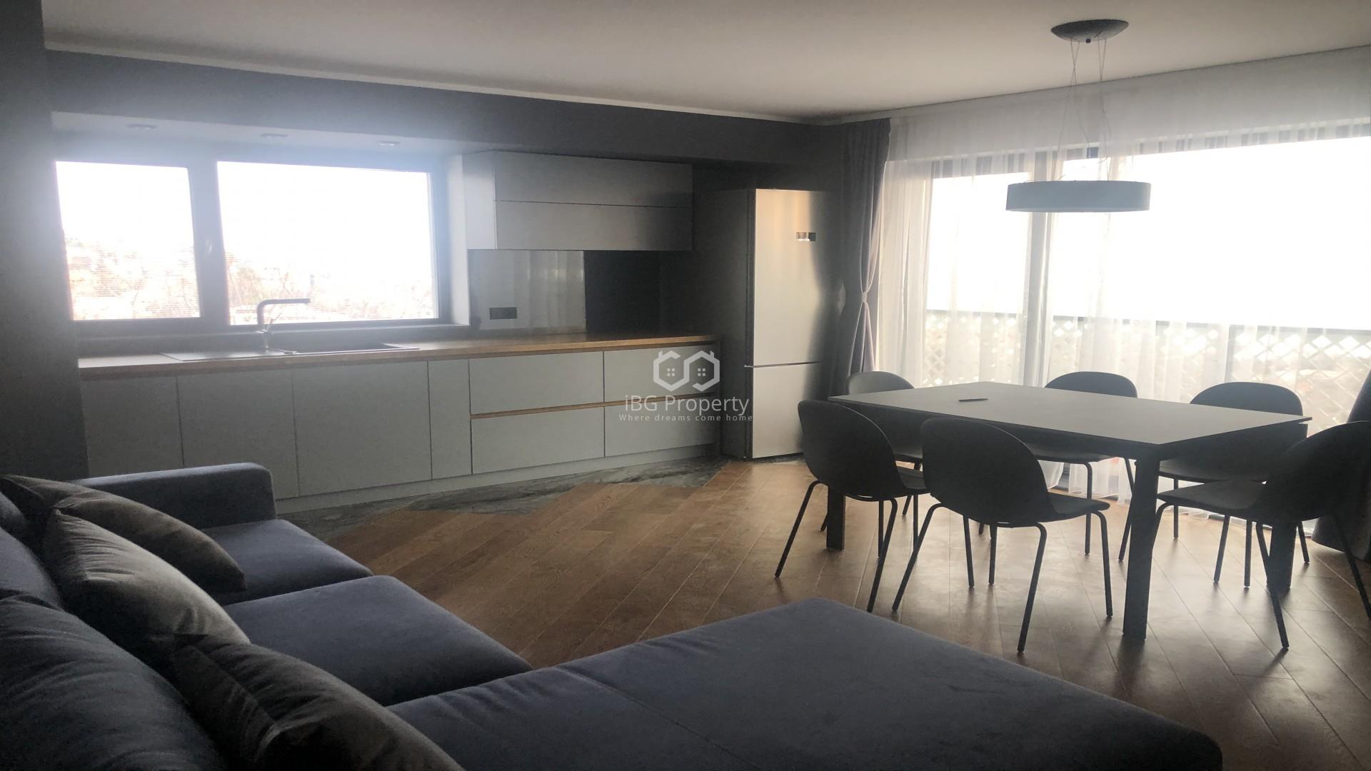 треххкомнатная квартира Варна 129 m2