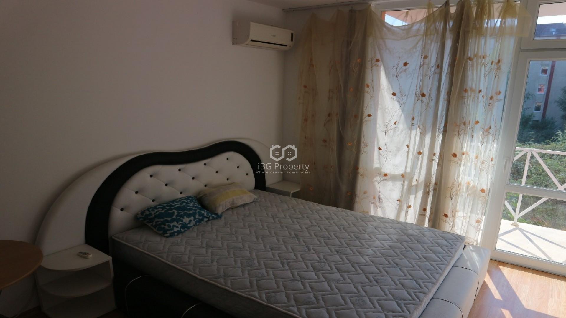 Однокомнатная квартира Слънчев Бряг 30 m2