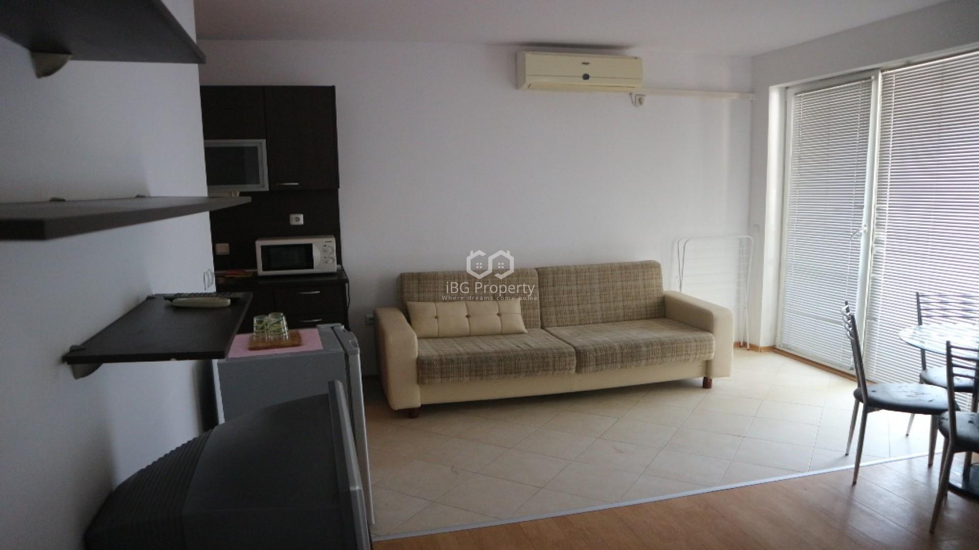 Однокомнатная квартира Слънчев Бряг 45 m2