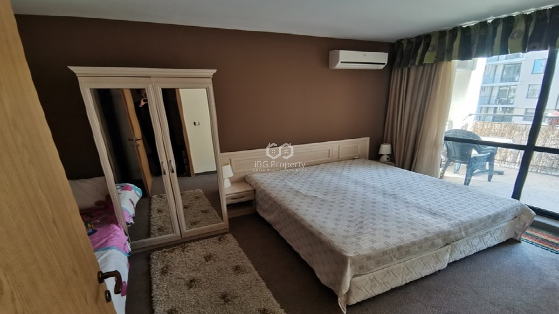 Двухкомнатная квартира Слънчев Бряг 62 m2