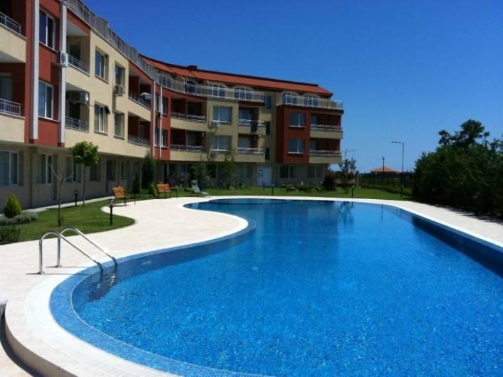 Однокомнатная квартира Галата Варна  50 m2