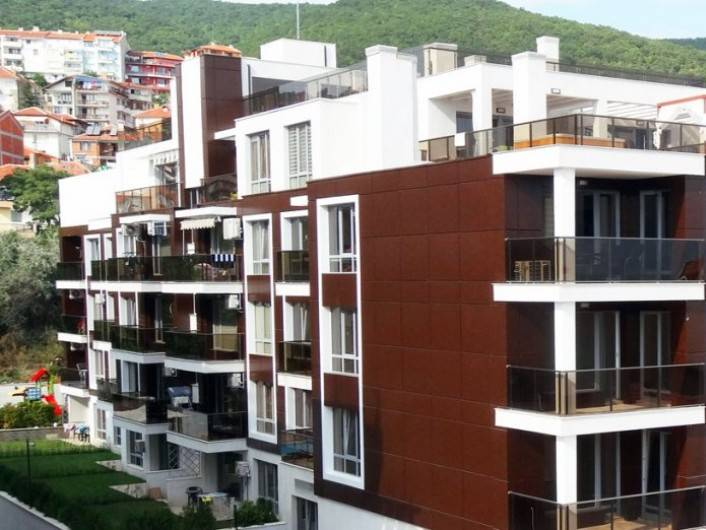 Двухкомнатная квартира Свети Влас   60 m2
