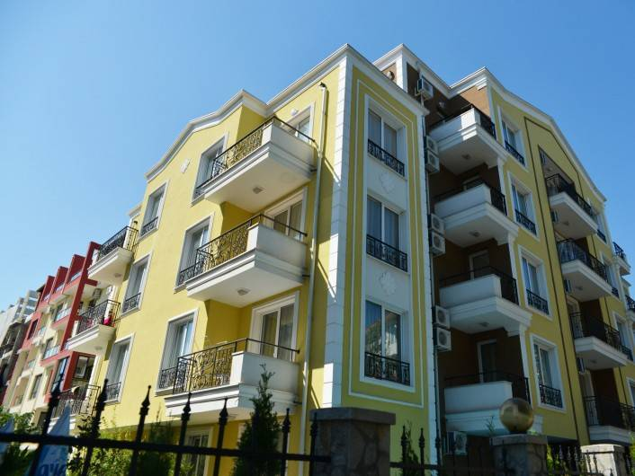 Однокомнатная квартира Слънчев Бряг 34 m2