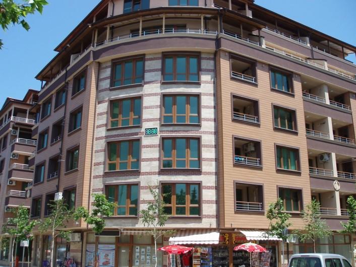 Двухкомнатная квартира Поморие  74 m2