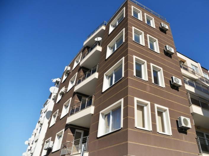 Двухкомнатная квартира Поморие 47 m2