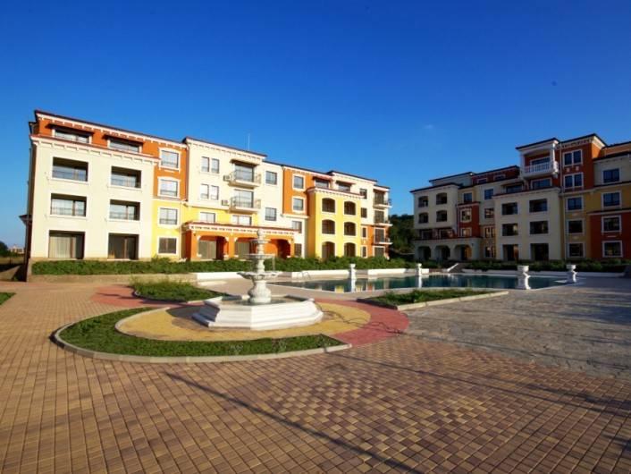 Трехкомнатная квартира Созопол 77 m2