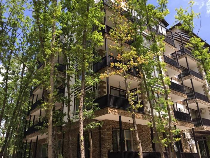 Трехкомнатная квартира Приморско 78 m2