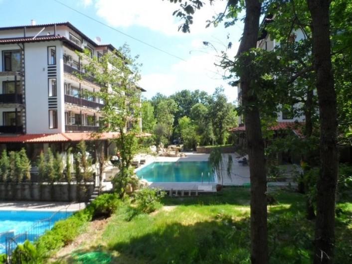 Двухкомнатная квартира Приморско 59 m2