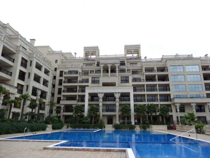 Двухкомнатная квартира Златни пясъци 80 m2