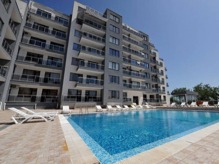 Двухкомнатная квартира Златни пясъци 89 m2