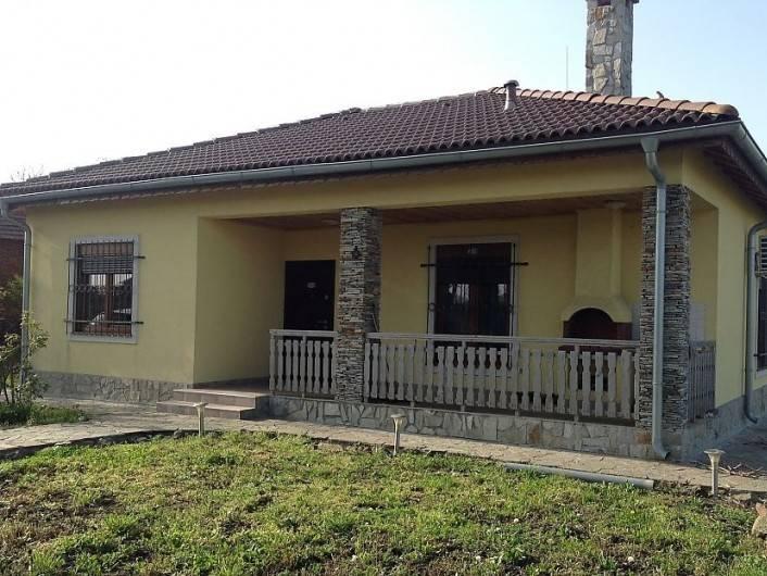 Дом Тръстиково 88 m2