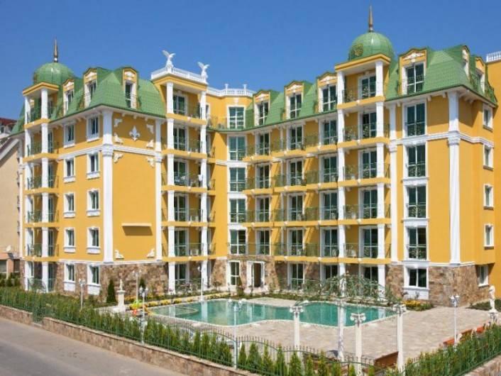 Однокомнатная квартира Слънчев Бряг 28 m2