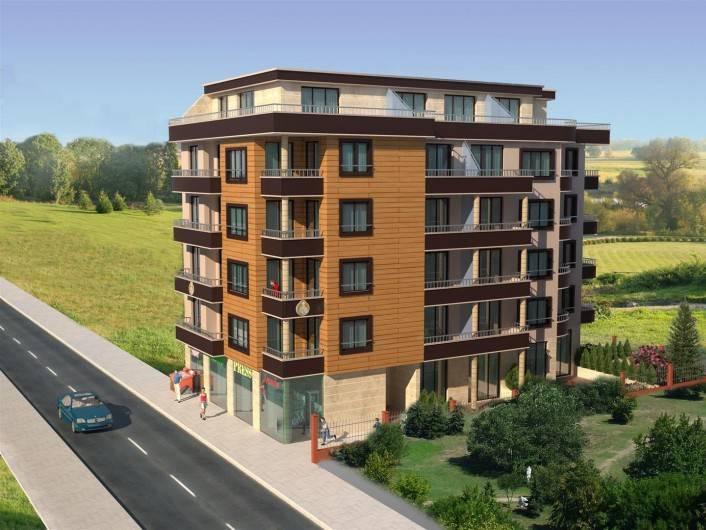 Двухкомнатная квартира Поморие 59 m2
