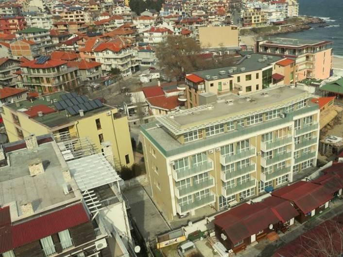 Однокомнатная квартира Созопол 34 m2