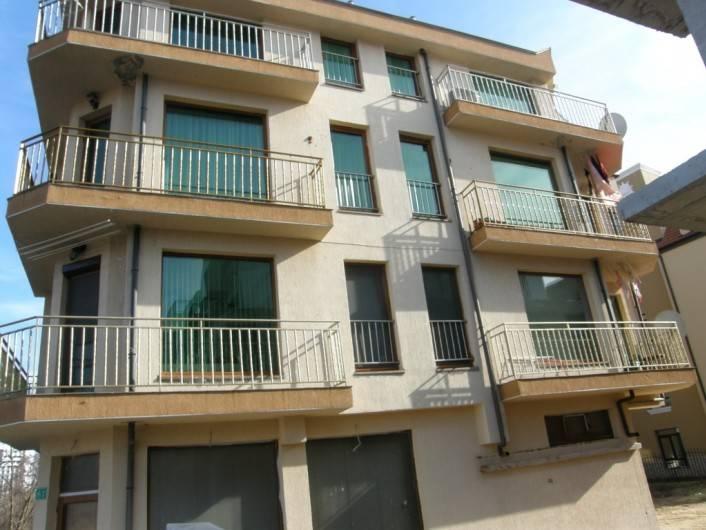 Двухкомнатная квартира Черно море Несебър  76 m2