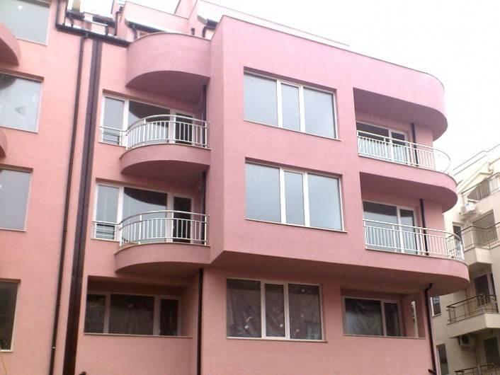 Двухкомнатная квартира Бриз Варна  83 m2