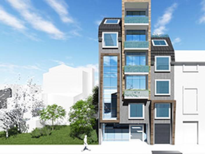 Трехкомнатная квартира Център Варна  91 m2