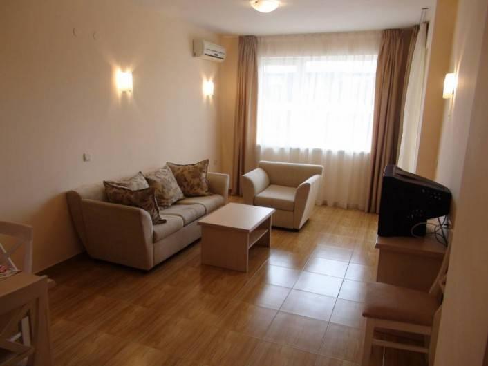 Трехкомнатная квартира Свети Влас  123 m2