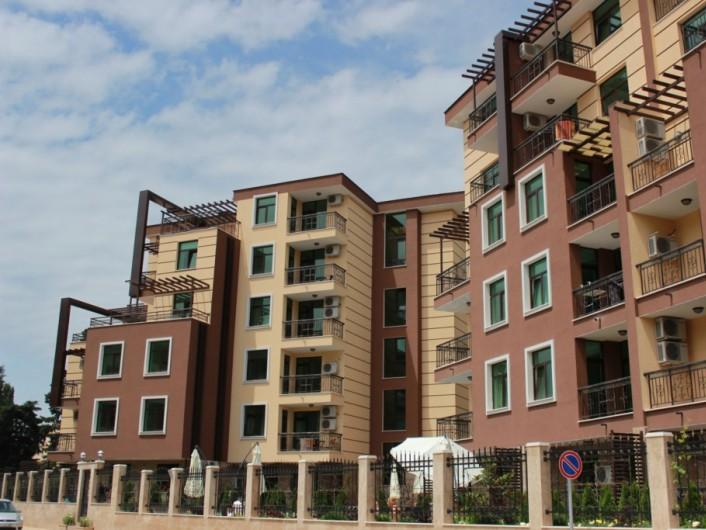 Двухкомнатная квартира Равда 55 m2