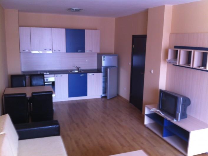 Двухкомнатная квартира Слънчев Бряг 70 m2