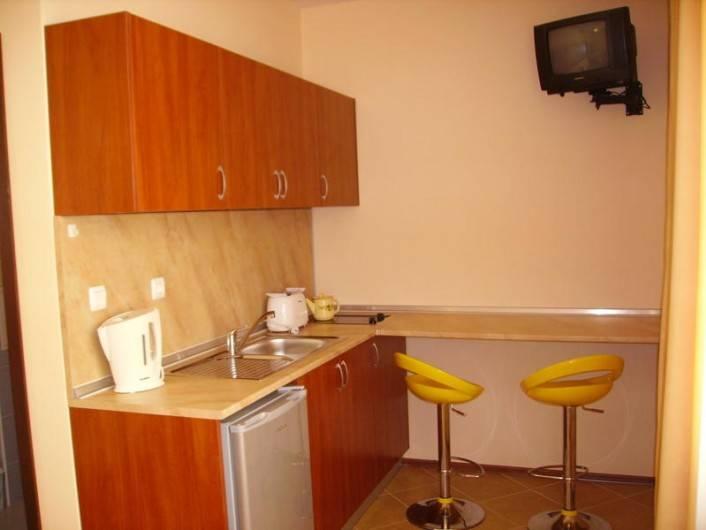 Однокомнатная квартира Слънчев Бряг 24 m2