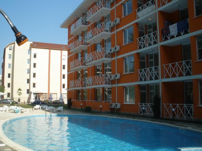 Однокомнатная квартира Слънчев Бряг 29 m2