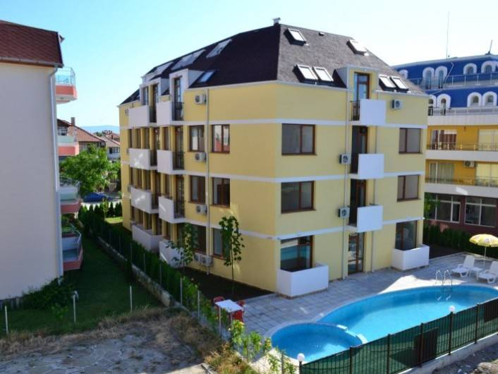 Двухкомнатная квартира Равда 48 m2