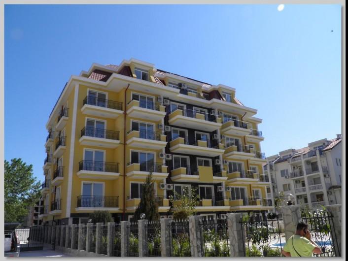 Однокомнатная квартира Слънчев Бряг 33 m2
