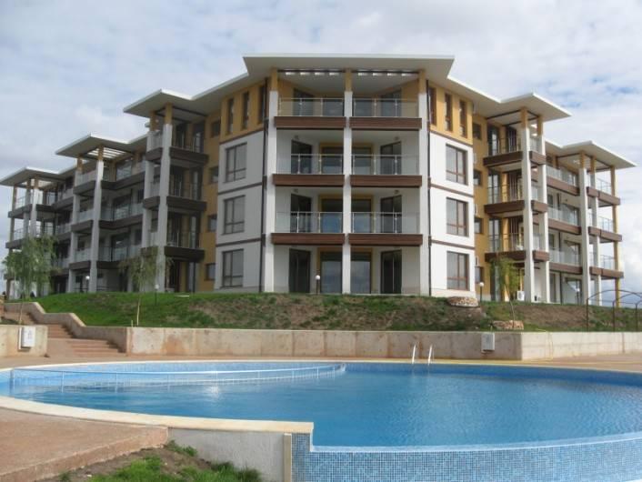 Двухкомнатная квартира - 33 евро в день