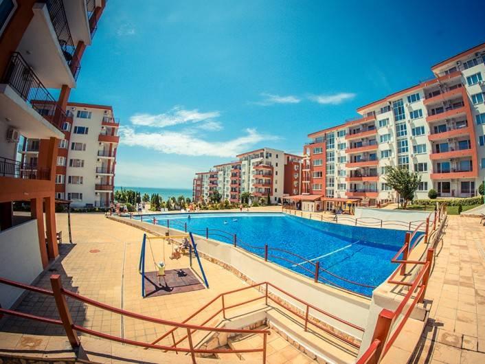 Однокомнатная квартира - 31 евро в день