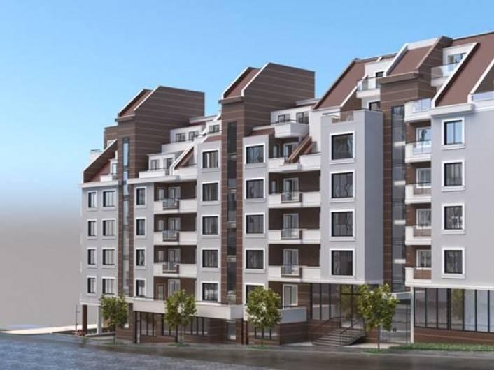Двухкомнатная квартира Левски Варна   55 m2