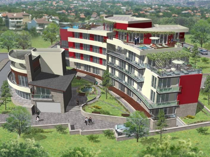 Трехкомнатная квартира Галата Варна  117 m2