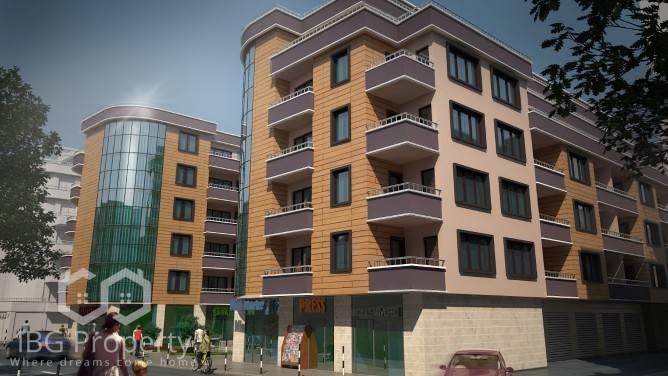 Двухкомнатная квартира Поморие 60 m2