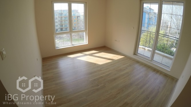 Двухкомнатная квартира Слънчев Бряг 52 m2