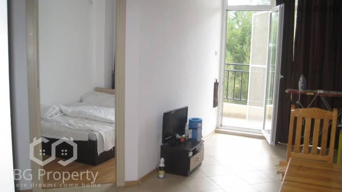 Двухкомнатная квартира Слънчев Бряг 49 m2