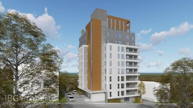 Трехкомнатная квартира Бриз Варна  95 m2