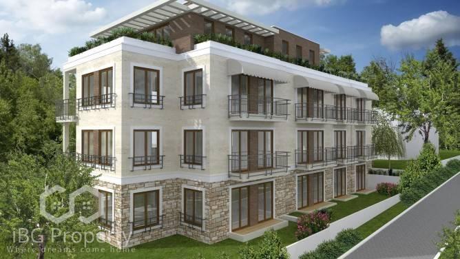 Двухкомнатная квартира Евксиноград 45 m2