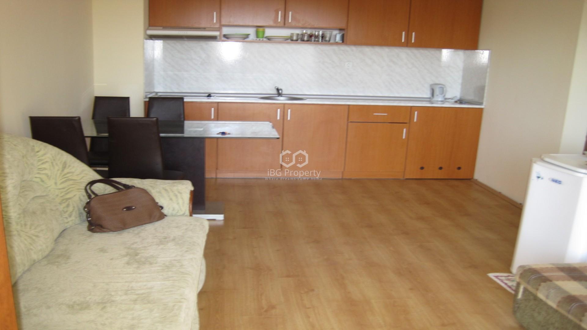 Двухкомнатная квартира Слънчев Бряг 65 m2