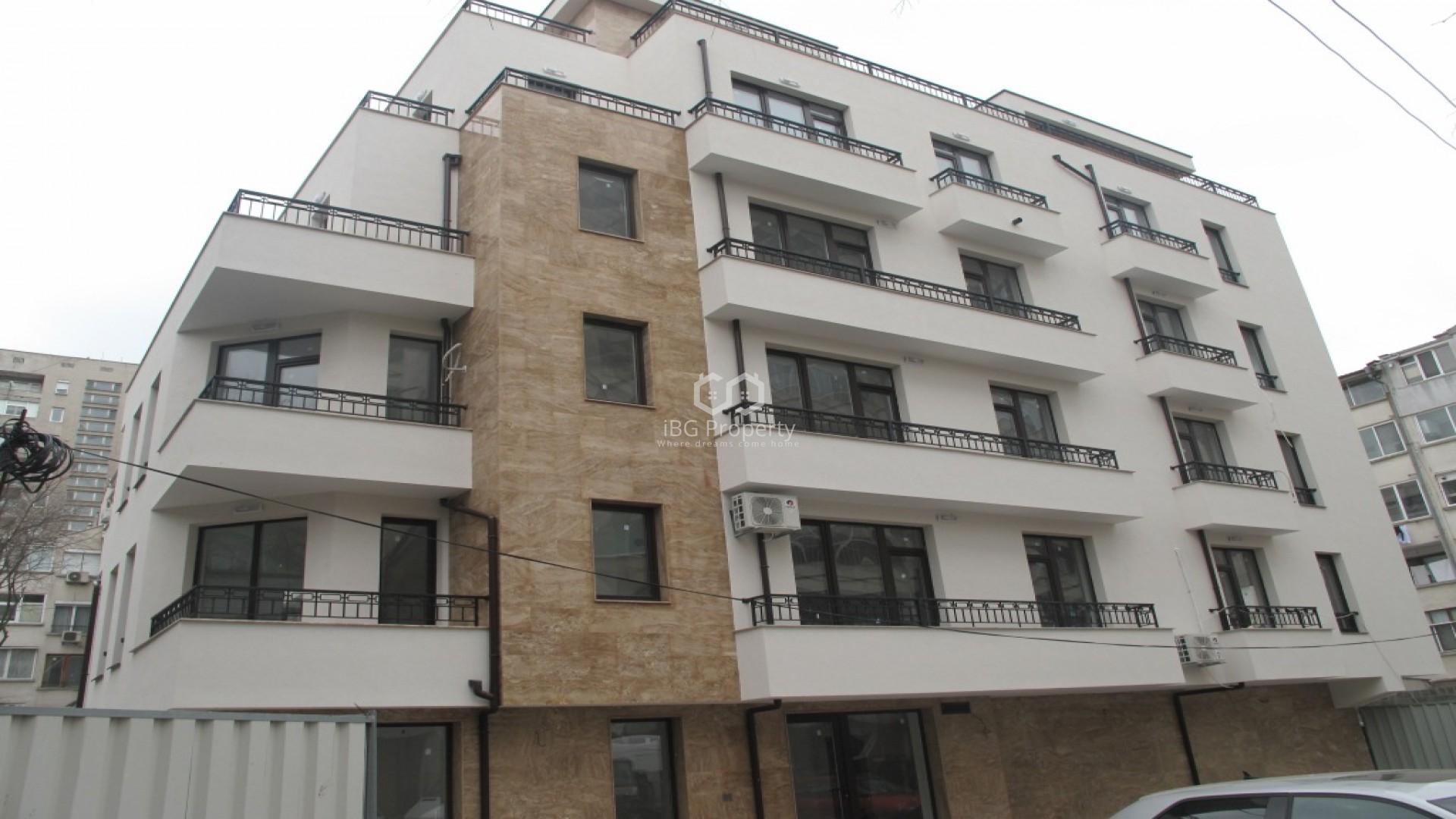 Трехкомнатная квартира Център Бургас  107 m2