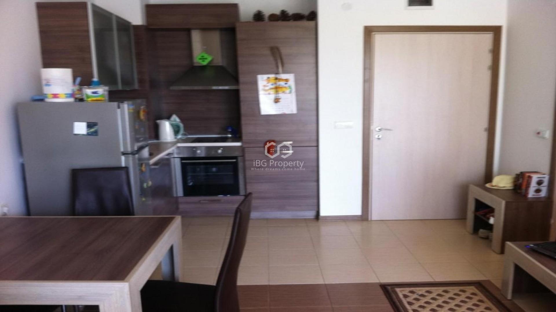 Однокомнатная квартира Черноморец  47 m2