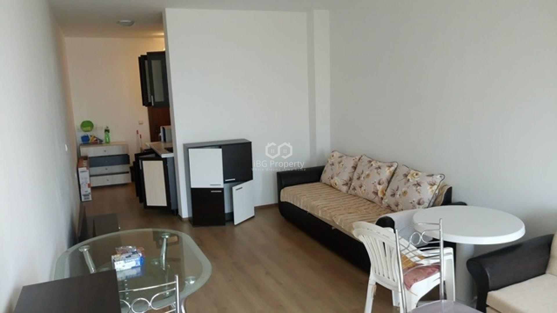 Однокомнатная квартира Слънчев Бряг 49 m2