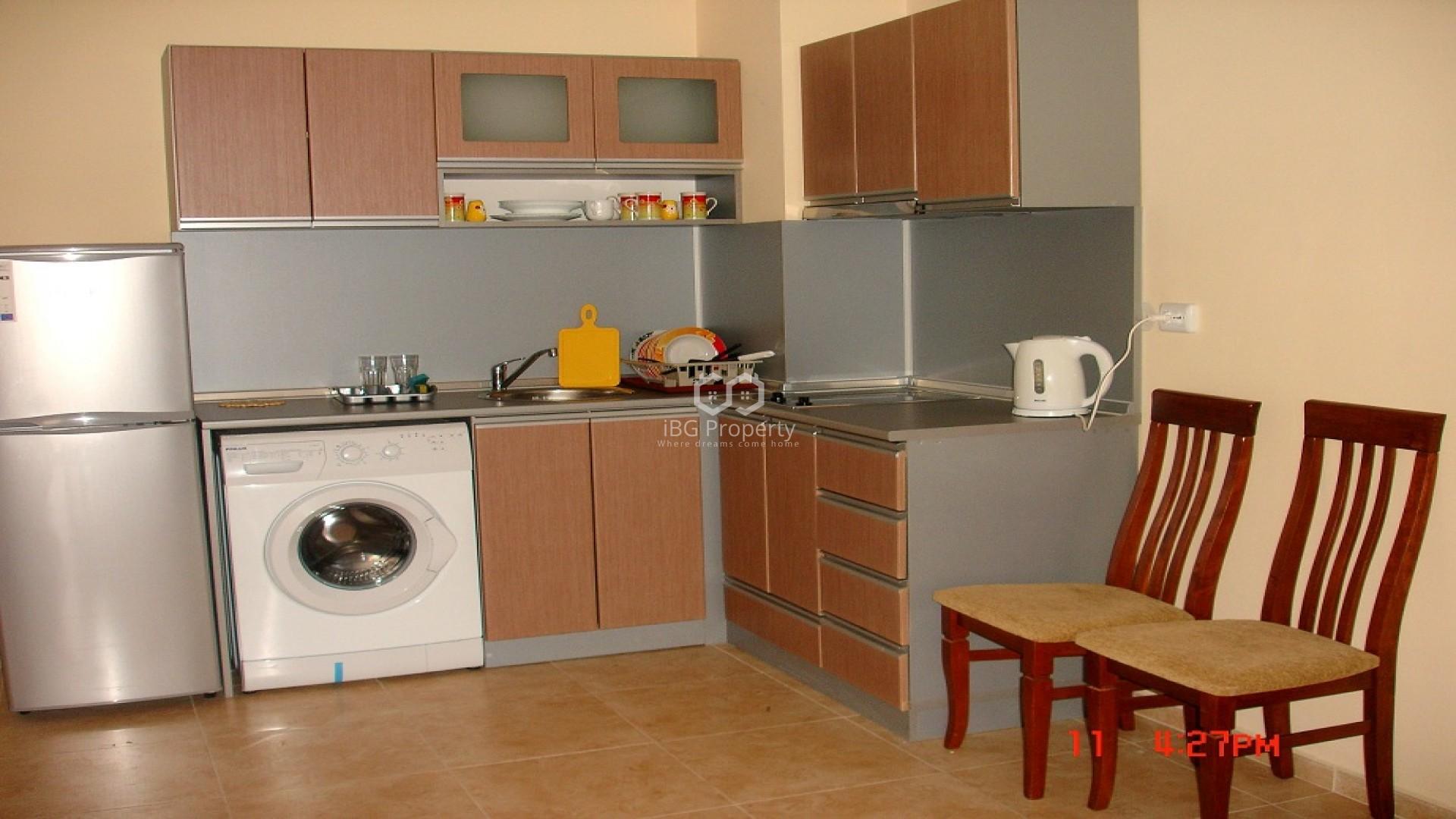 Двухкомнатная квартира Равда 59 m2