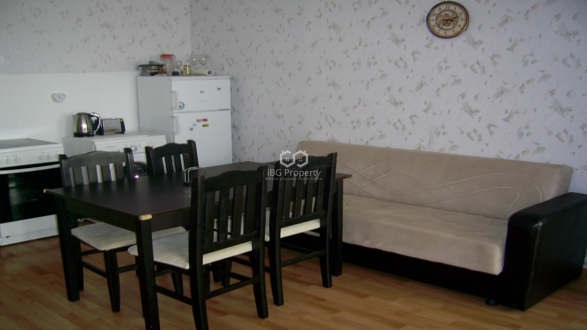 Двухкомнатная квартира Кошарица 60 m2